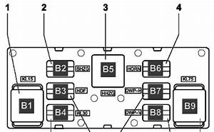 25 2008 Vw Passat Fuse Box Diagram