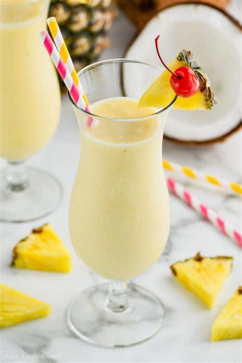 best pina colada pina colada shake drink repeat