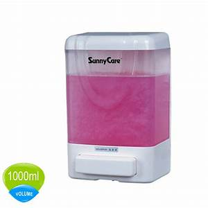 Sunnycare  1015w Refillable Manual Liquid Soap Dispenser