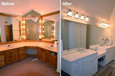 bathroom vanities columbus oh 20 best images about before and after bathroom remodel on
