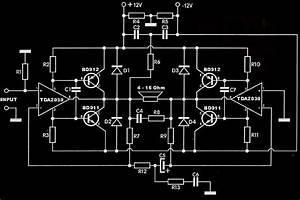 Subwoofer Amplifier Circuit