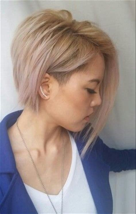 asymmetrical hairstyles ideas