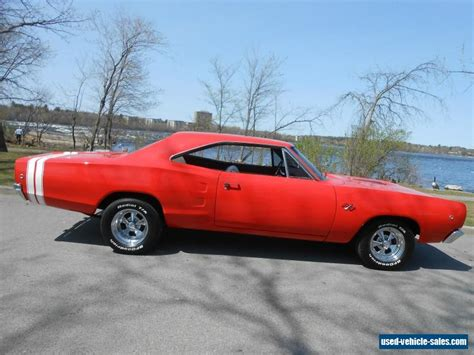 1968 Dodge Coronet Rt For Sale by 1968 Dodge Coronet For Sale In Canada