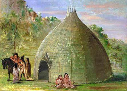 Native American Houses For Kids