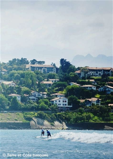 chambres d hotes urrugne spots de surf à jean de luz ciboure côte basque