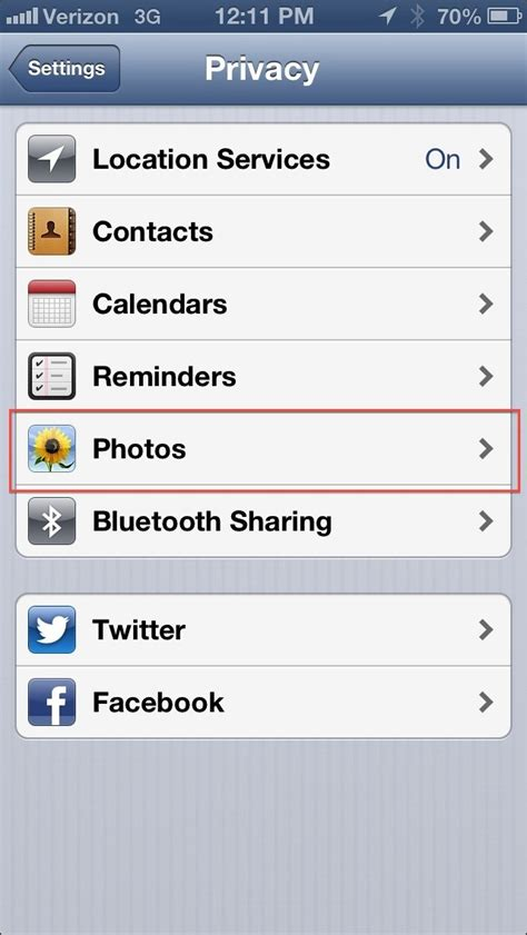 How To Fix Facebook Cannot Upload Photos In Ios 6