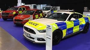 New Ford Mustang May Become UK's Next Police Car - PakWheels Blog