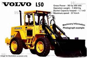 PDF - Volvo L50 - Volvo - Machinery Specifications
