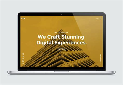 Page Template by One Page Website Templates For Free Styleshout