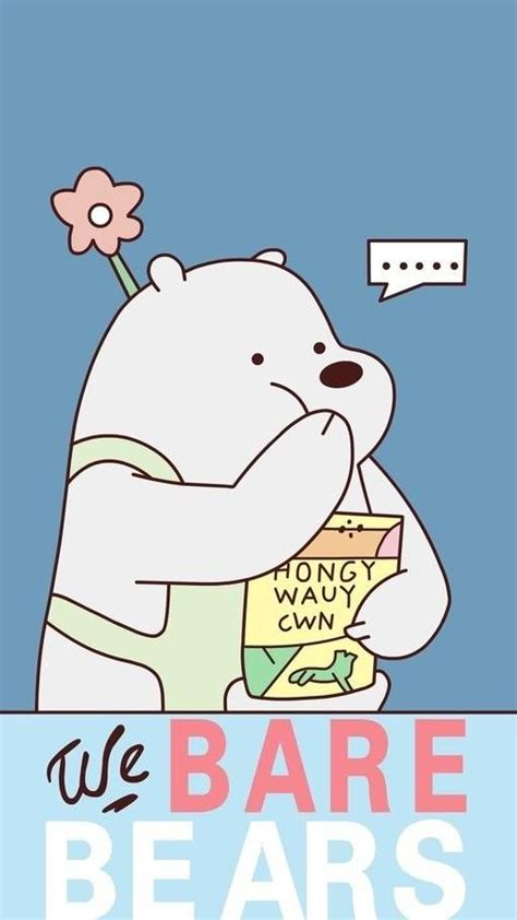 Aesthetic Lock Screen We Bare Bears Wallpaper by Pin By 牛miao On We Bare Bears Bare Bears