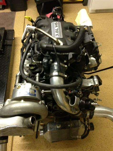 Purchase Jeep Wrangler Engine With Vortech