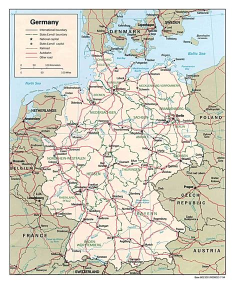 germany map  germany satellite image