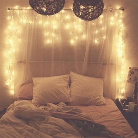beds with lights in headboard cute pinterest fairy lights headboard