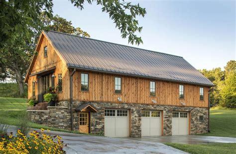 pole barn homes  basements luxury rustic house plans