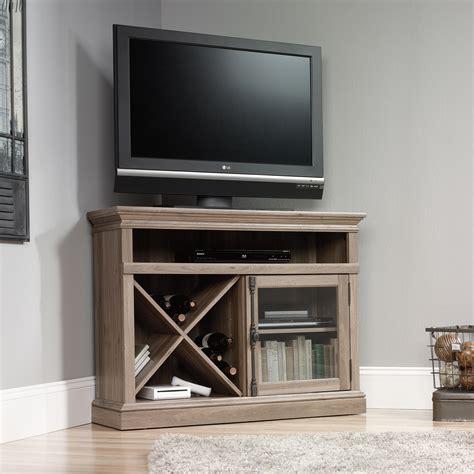tv cabinets with doors furniture oak corner tv cabinet with doors in