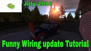 My Summer Car Funny Wiring Update Tutorial 2018