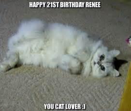 cat lover meme 100 ultimate happy birthday meme s my happy