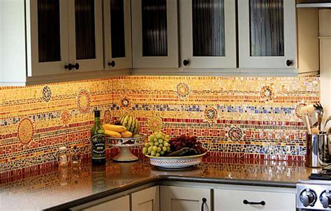 carrelage mural cuisine mosaique choisir un carrelage mural de cuisine pour une ambiance