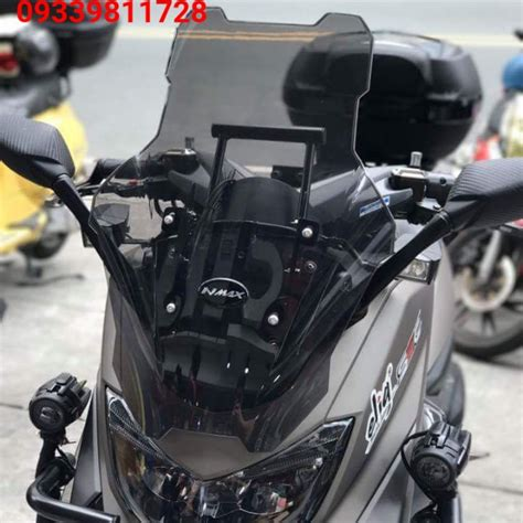Nmax 2018 Accessories by Nmax Windshield Motorbikes On Carousell