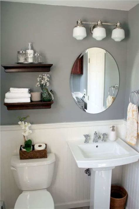 Decorating Ideas For Small Bathrooms With Pictures by 17 Awesome Small Bathroom Decorating Ideas Futurist