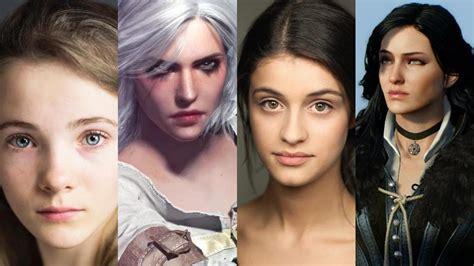 Netflix's The Witcher To Have Freya Allen As Ciri, Anya
