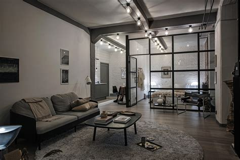 grey living room ideas industrial loft with beige details coco lapine