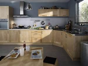 Photo De Cuisine : cuisine de chez leroy merlin le catalogue 10 photos ~ Premium-room.com Idées de Décoration