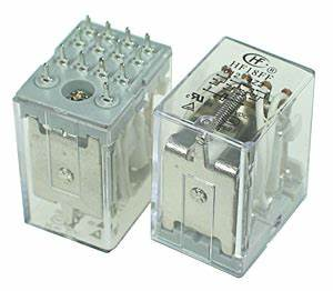 4pdt 12vdc 5a 14 Pin Terminals Relay Technical Data