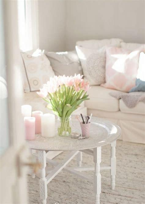 fleurs dans une chambre 60 idées avec les bougies décoratives archzine fr