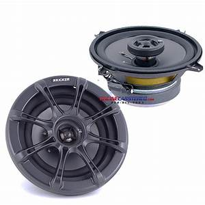 Kicker Car Speakers : kicker 11ks525 11ks525 5 1 4 135w 2 way ks series car ~ Jslefanu.com Haus und Dekorationen