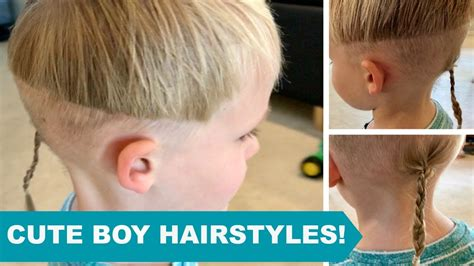 Bowl Cut With Rat Tail Tutorial