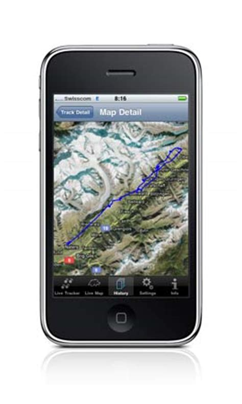 iphone gps tracker livetrack24lite iphone gps tracking program for hang