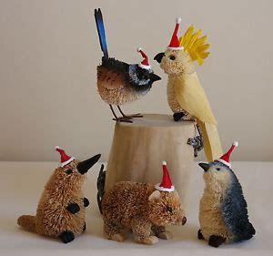 australian christmas tree brush hanging ornaments xmas great postage for multi ebay