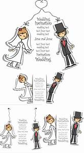 1000 images about wedding on pinterest clip art With caricature wedding invitations online free