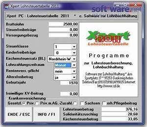 Solidaritätszuschlag Berechnen : xpert lohnsteuertabelle 2013 download windows deutsch bei soft ware net ~ Themetempest.com Abrechnung