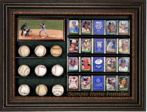 Acrylic display cases · wholesale pricing offered · fast shipping Baseball Cards Display Case | Home Display Case