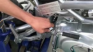 How To Change Oil On A Super Pocket Bike