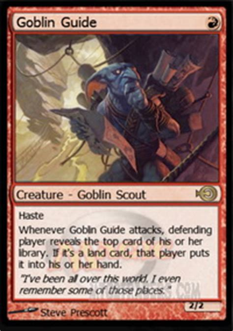 Budget Goblin Commander Deck by Into The Budget Modern Deck Goblins Puremtgo