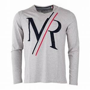 Tee Shirt Homme Manches Longues : tee shirt manches longues homme little marcel prix d griff ~ Melissatoandfro.com Idées de Décoration