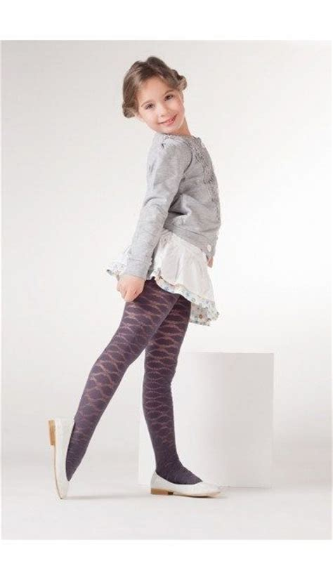 LARA Fashion Kids Tights girls tights school by specialyarnshop $18.00 | KIDS TIGHTS ...