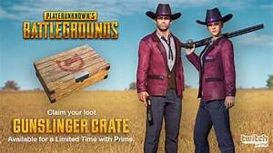 Get Free PUBG Gear With Amazon Twitch Prime GameSpot