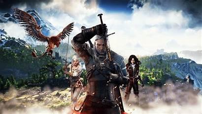 Geralt Rivia Wallpapers