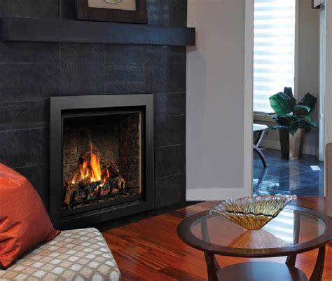 Kingsman Fireplaces - kingsman clean view direct vent gas fireplace zcv39 42