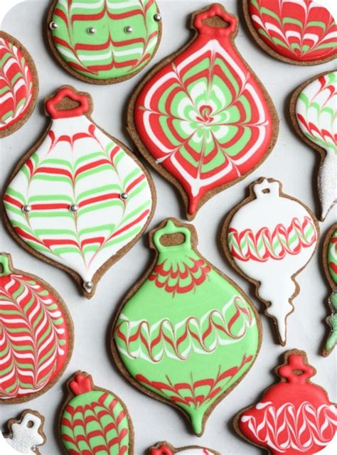 Christmas Cookies Royal Icing Decorating Ideas Elitflat