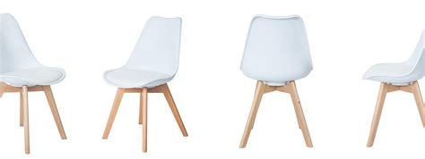 chaise blanche pas cher chaise scandinave pas cher 2018 top 10 et comparatif
