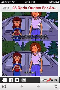 Daria Quinn Quo... Daria And Quinn Quotes