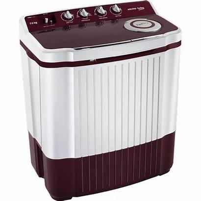 Washing Machine Automatic Semi Beko Voltas Volt
