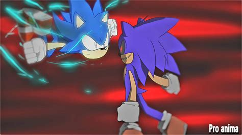 sonic ultra instinct vs exe by proboi on deviantart
