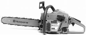 Husqvarna 55 Chainsaw Parts Lists