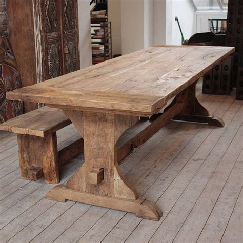 wood kitchen table this for my extremely large family bakery